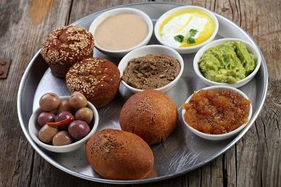 מסעדה טבעונית תל אביב